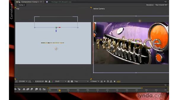 Bending layers: After Effects CS6 New Features