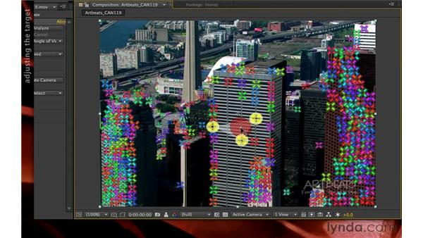 Creating a camera and layer: After Effects CS6 New Features