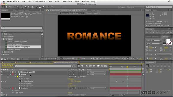 023 Styling animation to communicate emotion: Design in Motion