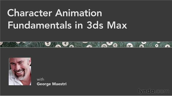 Goodbye: Character Animation: 3ds Max