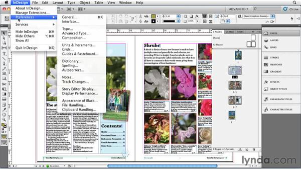 031 Moving pages from one document to another: InDesign Secrets