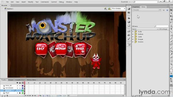 Exploring SWF compression and library improvements: Flash Professional CS6 New Features