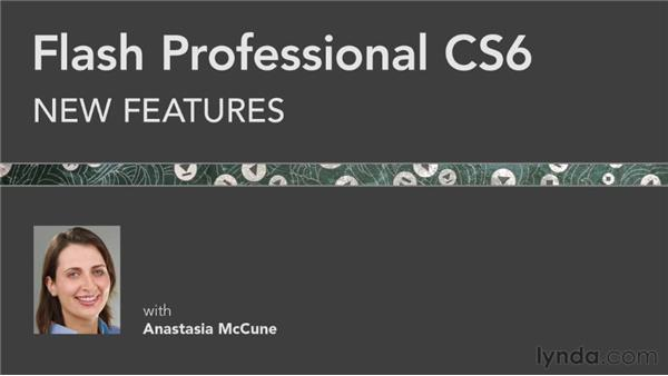 Conclusion: Flash Professional CS6 New Features