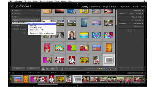 Solving catalog conflicts with new hard drives: Lightroom 4 Catalogs in Depth