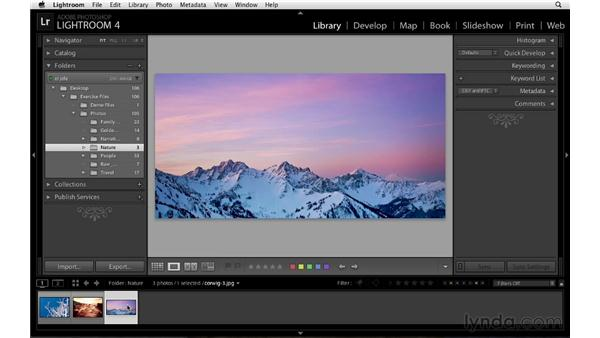 Working with catalogs and virtual copies: Lightroom 4 Catalogs in Depth