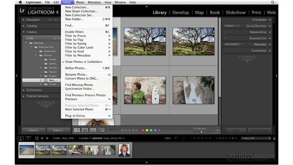 Converting to DNG: the Embed Fast Load Data option and lossless compression: Lightroom 4 Catalogs in Depth
