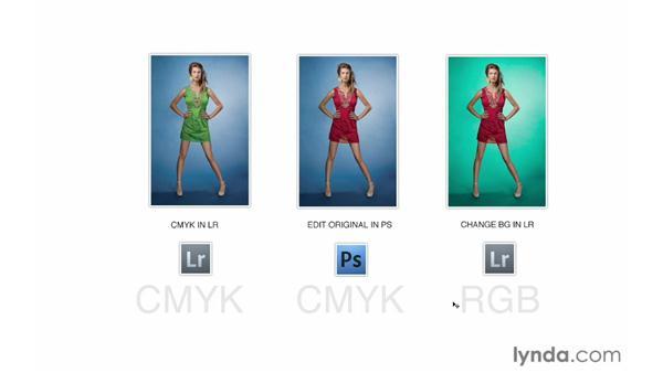 Working with CMYK files in Lightroom: Lightroom 4 Catalogs in Depth