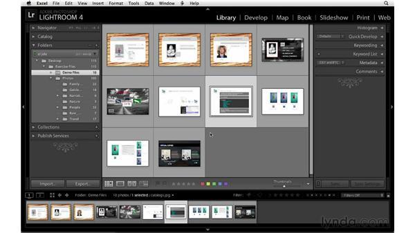 Looking at helpful demo files: Lightroom 4 Catalogs in Depth