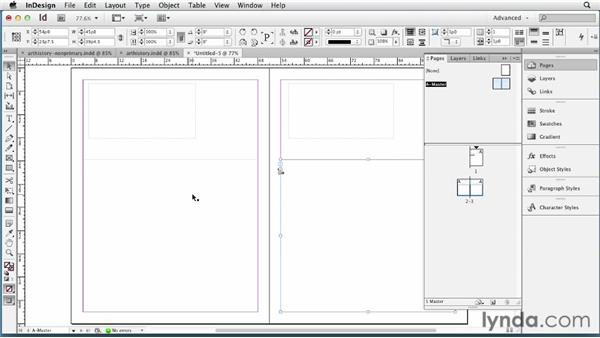 Exploring the primary text frame: InDesign CS6 New Features