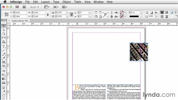 Using smart math in fields: InDesign CS6 New Features