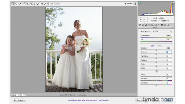 Introducing the new basic tone controls: Photoshop CS6 for Photographers New Features