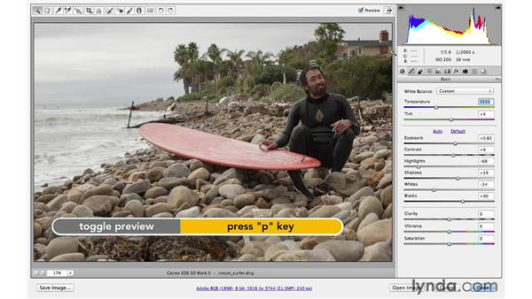 Enhancing and correcting your images with more power: Photoshop CS6 for Photographers New Features
