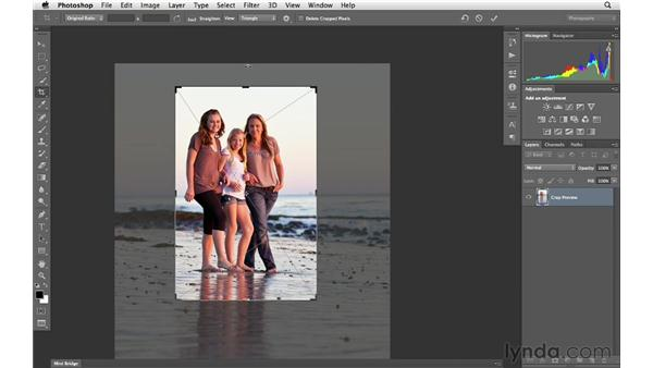 Cropping redefined: Photoshop CS6 for Photographers New Features