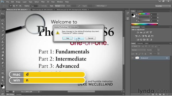 : Photoshop CS6 One-on-One: Fundamentals