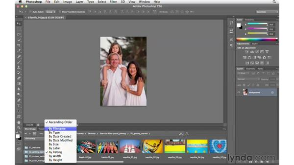 Welcome: Photoshop CS6 for Photographers