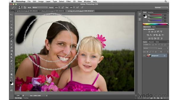 Choosing cursor preferences: Photoshop CS6 for Photographers