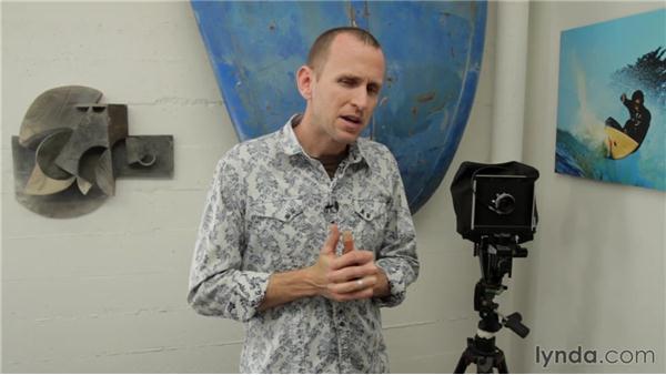 Setting up your studio: Photoshop CS6 for Photographers
