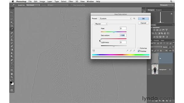 High Pass sharpening an image: Photoshop CS6 for Photographers