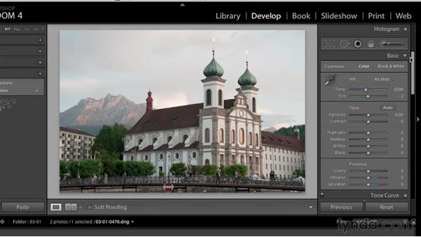 Welcome: Up and Running with Lightroom 4