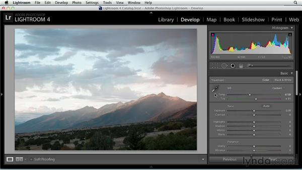: Up and Running with Lightroom 4