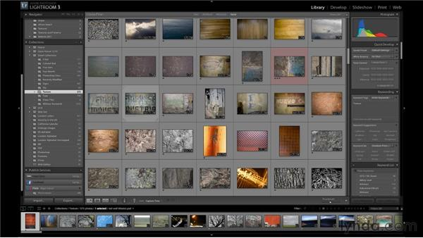 Working with textures: Photoshop for Designers: Textures