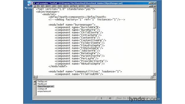 what is xml?: XHTML Essential Training
