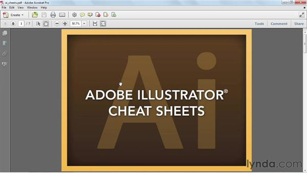 Using the exercise files: Illustrator CS6 Essential Training