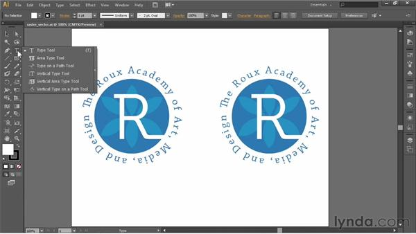 Touring the interface: Illustrator CS6 Essential Training