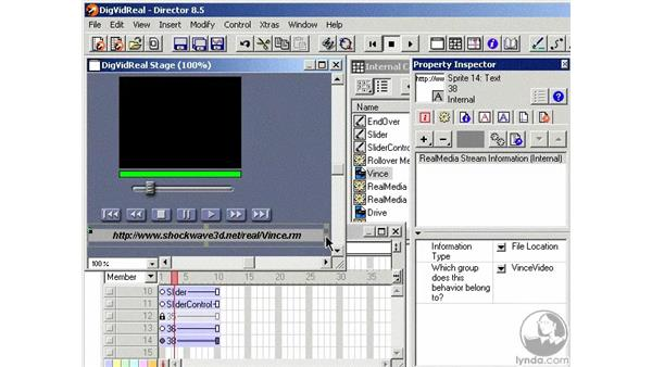real media files part 4: Learning Director 8.5