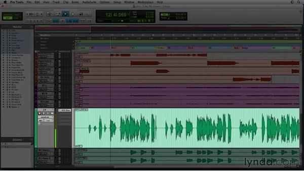Welcome: Mixing a Rock Song in Pro Tools