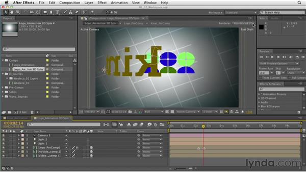: After Effects CS6 Essential Training