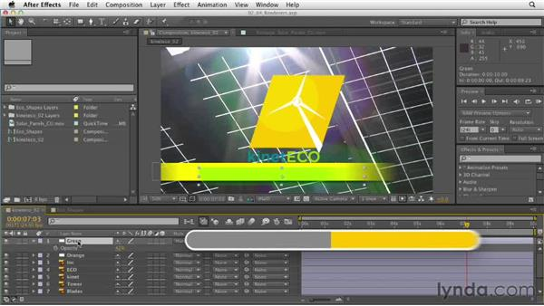 Introducing renderers: After Effects CS6 Essential Training
