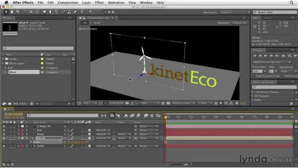 Positioning layers: After Effects CS6 Essential Training
