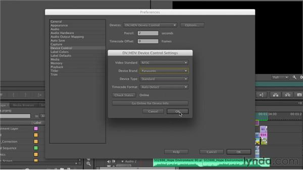 Printing to video: Premiere Pro CS6 Essential Training