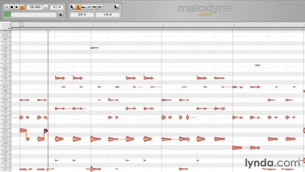 Welcome: Melodyne Studio Essential Training