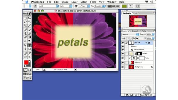working with Photoshop files: Getting Started with Corel Painter 8