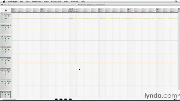 Setting up a MIDI input source: Melodyne Studio Essential Training