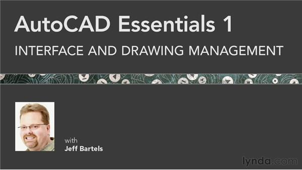 Goodbye: AutoCAD 2013 Essentials: 01 Interface and Drawing Management