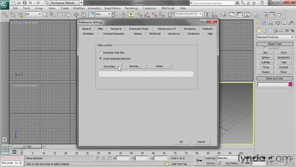 Setting preferences: 3ds Max 2013 Essential Training