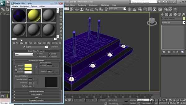 Laying out the scene: 3ds Max 2013 Essential Training
