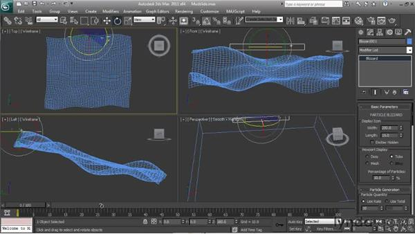 Creating NURBS curves: 3ds Max 2013 Essential Training