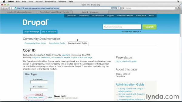 Moderating comment spam: Drupal 7 Advanced Training
