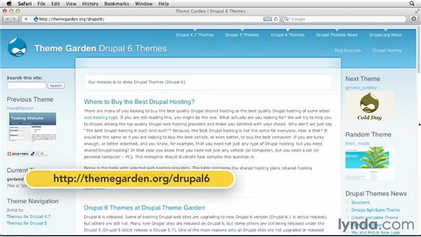 Introducing base themes: Zen and subtheming: Drupal 7 Advanced Training