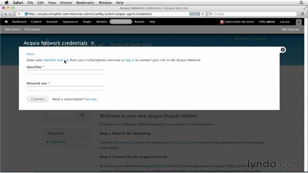 Getting a head start with Acquia Drupal: Drupal 7 Advanced Training