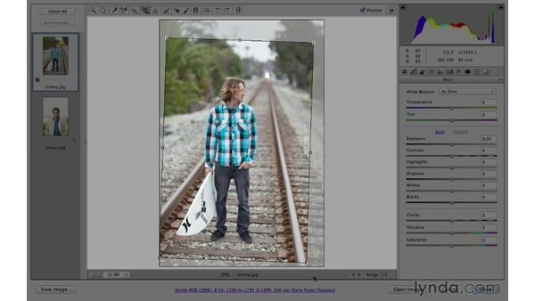 Welcome: Photoshop CS6 for Photographers: Camera Raw 7