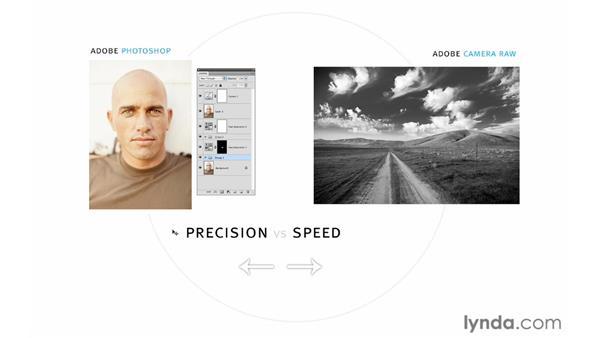 Should I use Camera Raw or Photoshop?: Photoshop CS6 for Photographers: Camera Raw 7