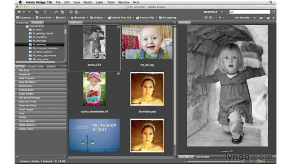 How to open a photo in Photoshop and skip Camera Raw: Photoshop CS6 for Photographers: Camera Raw 7