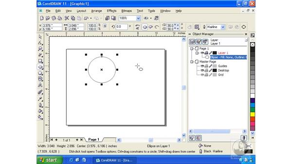 multi-page document part two: Getting Started with CorelDRAW 11