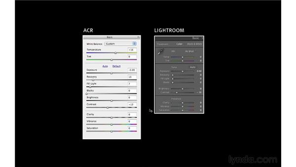 Camera Raw and Lightroom: Photoshop CS6 for Photographers: Camera Raw 7