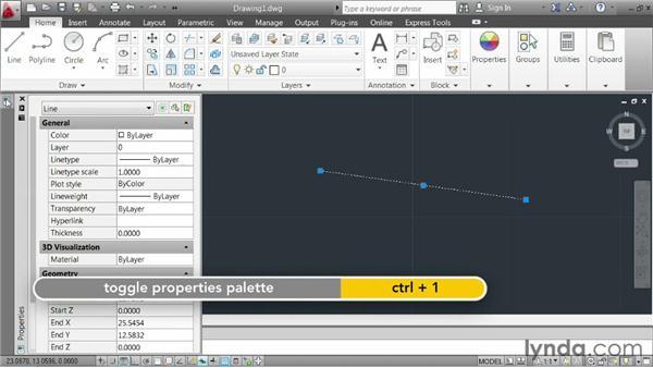 Defining a unit of measure: AutoCAD 2013 Essentials: 02 Drawing Fundamentals